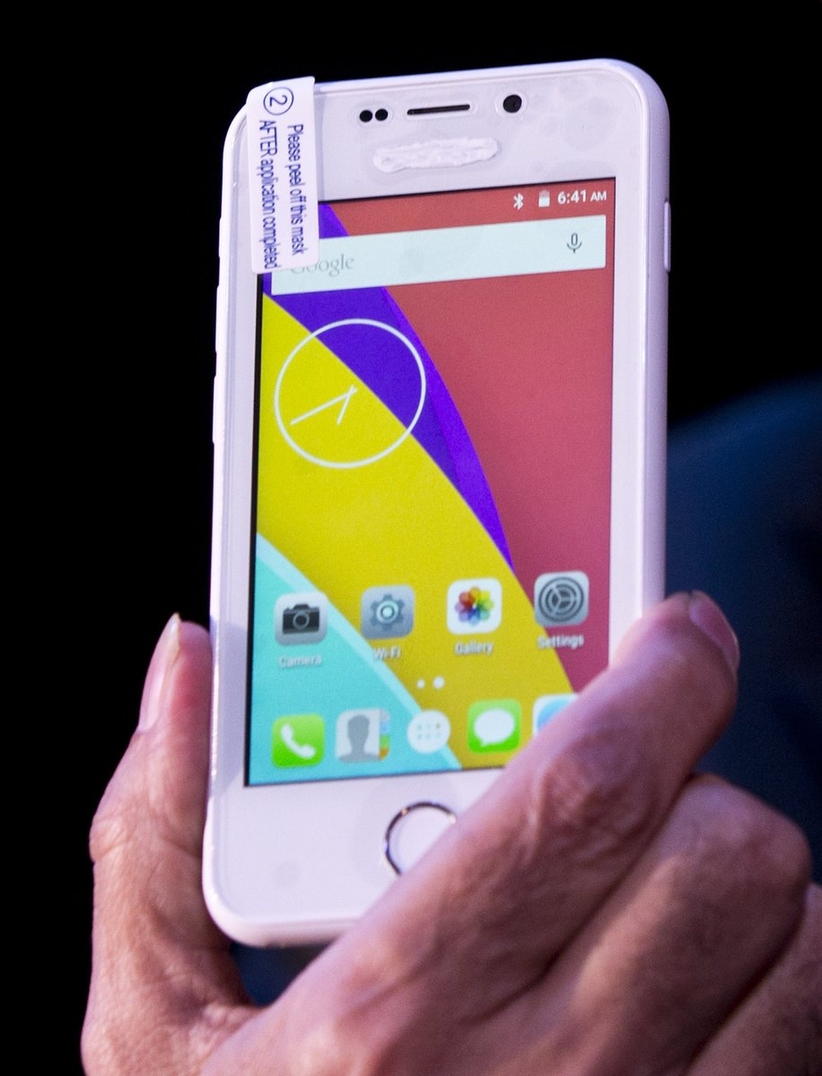An Indian company launched the world's cheapest smartphone — and it's just US$4 #tech https://t.co/zaFLBW7MQk https://t.co/x3hZXTs7NA