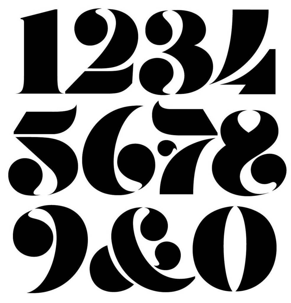 You gotta love some fat stencil numerals! https://t.co/uwnDCBZCt5 https://t.co/DZ60loNbEo