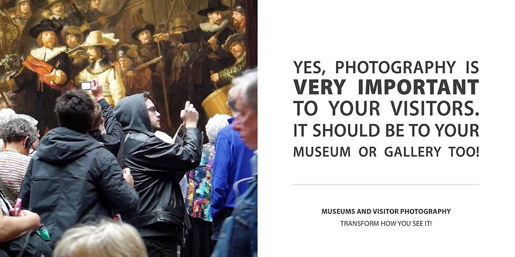 Museums & Visitor Photography: https://t.co/4v9iw62LEG #TransformHowYouSeeIt #musesocial #musetech https://t.co/t5RLpeypLp