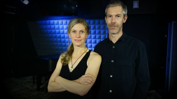 #TBT Crystal Pite & Jonathon Young on @cbcradioq: https://t.co/hfftrN271h #csBetroffenheit https://t.co/poeS1iMEo1