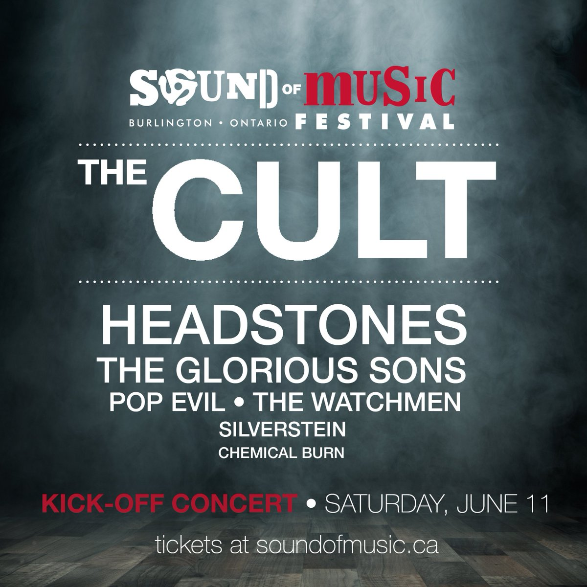 .@PopEvil @Watchmenmusic @silverstein @xChemicalBurnx Join #SOM2016 June11-RT for a chance to win a pair of tix-Paul https://t.co/bce6sEMsY5