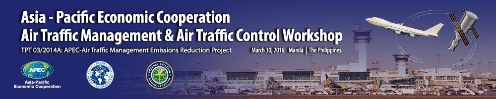 RT @USTDA: Registration is now open! APEC Air Traffic Management & Air Traffic Control Workshop ASEAN https://t.co…