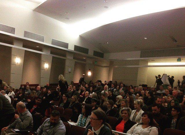 RT : Solidarity in numbers. #OSHA #ProposedCondomLaw #MyBodyMyChoice #Feb18
