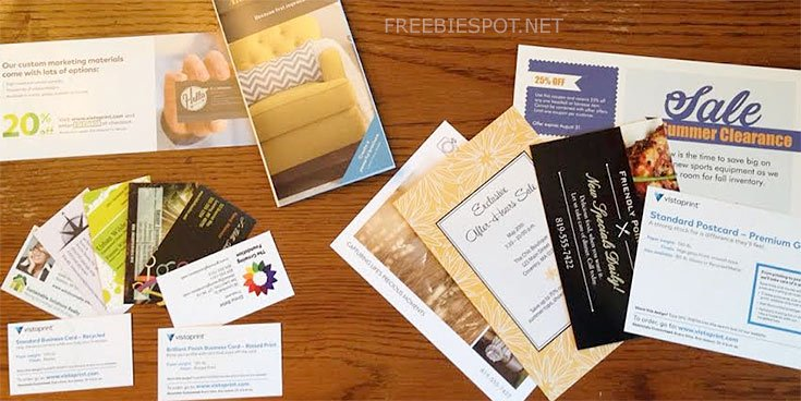 Vistaprint Free Samples: For Small Business or Wedding:  https://t.co/uWV2ujVVx8 #vistaprint #freebies https://t.co/yJ3hLaoYEz