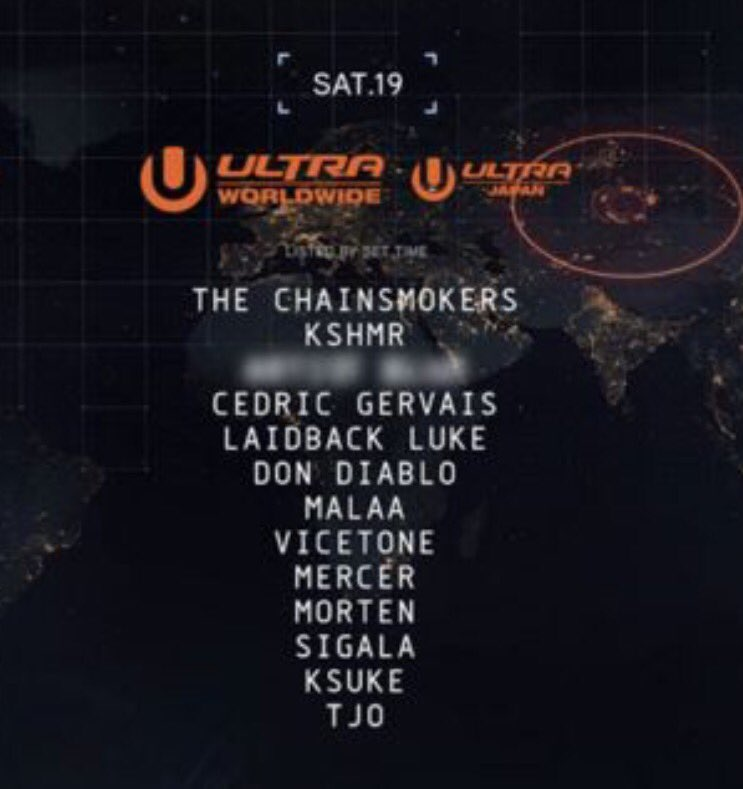 When you thought @TJR was on the @ultra lineup but then you zoomed in: https://t.co/27hATy0pSV