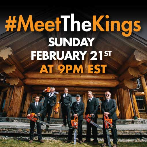 Who doesn't love the @TimberKings?  Join them & @hossmagazine on Sunday 9PM EST right here on Twitter #MeetTheKings https://t.co/3yRyJE1EFp