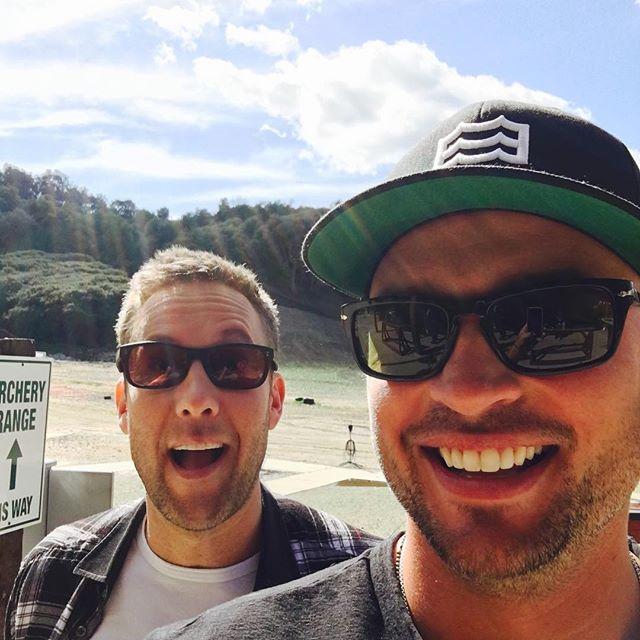 #TomWelling & ·MichaelRosenbaum via instagram #smallville 18/02/2016 https://t.co/4K0U7jM3bp