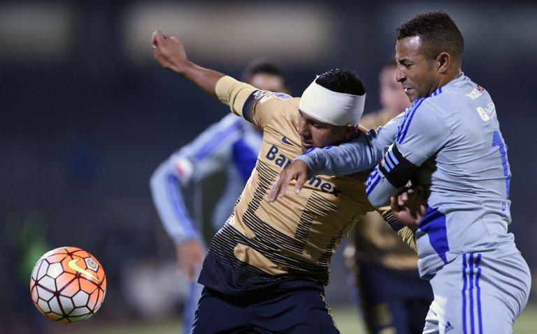 #Emelec decepcionó en su defensa, en partido frente a #Pumas