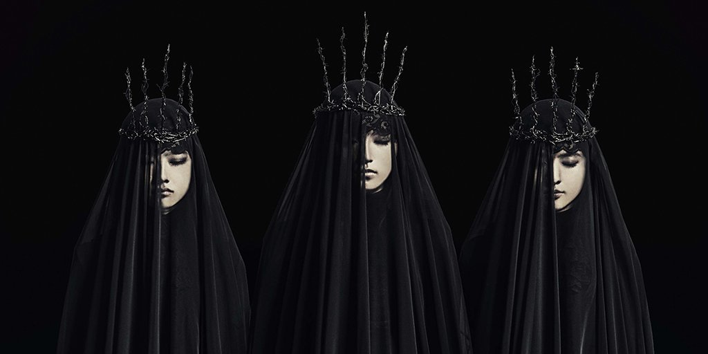 BABYMETAL have revealed more album details. https://t.co/AdK6YAlv04 https://t.co/pwnYrwWzL6