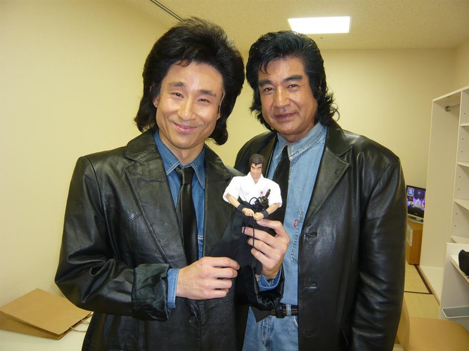 今日は藤岡弘、さんの70回目のお誕生日。。。おめでとうございます!!映画で仮面ライダー1号も復活、益々のご活躍、期待しております。。モノマネのほうの、藤岡~~~~~弘、でした。。 https://t.co/RBLPMW5hSY