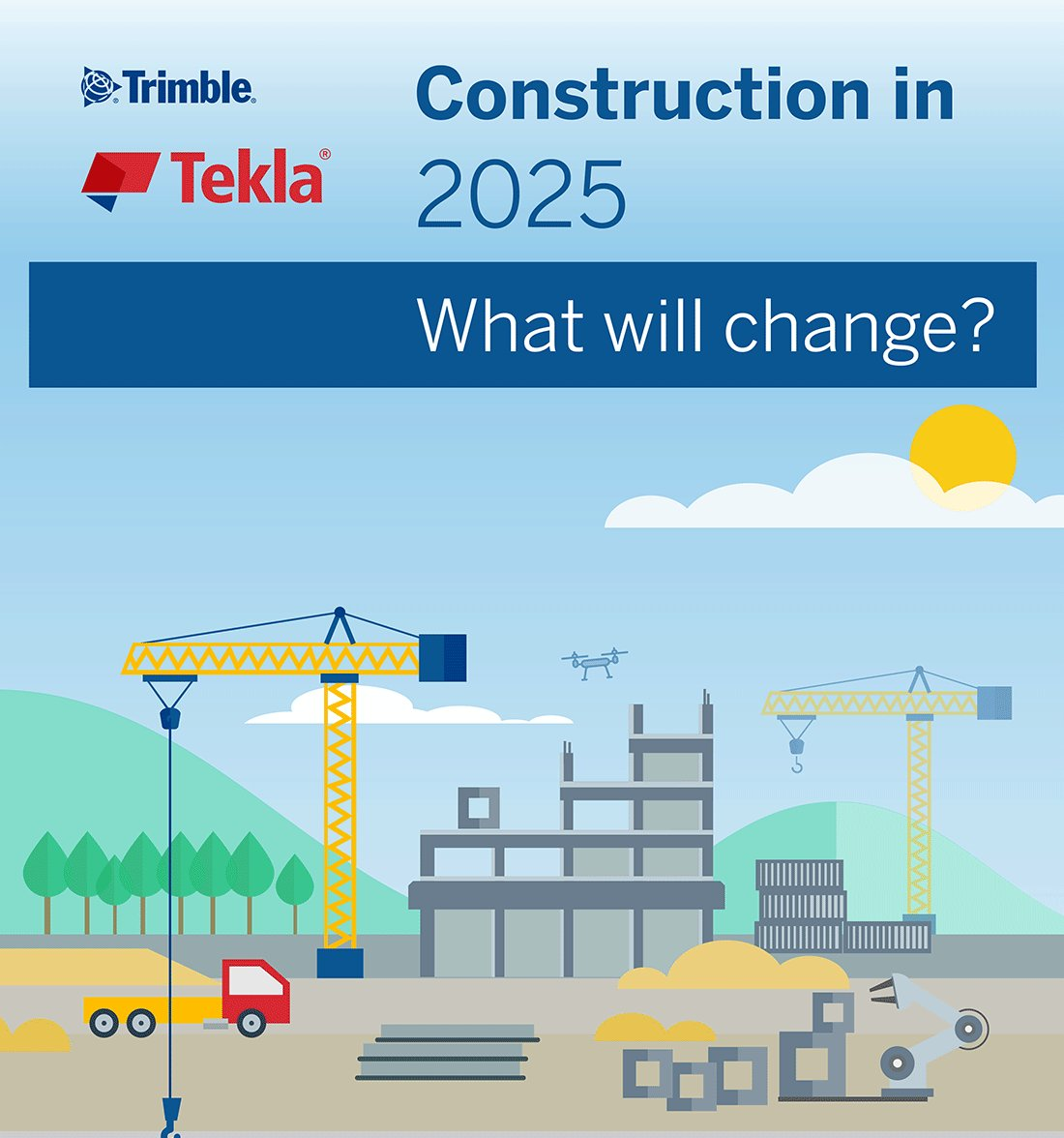 How will your daily at work be in 2025? #construction and #BIM will be different. https://t.co/EZIHbSnOCM https://t.co/V7tBwc2vIy