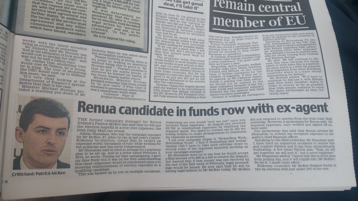Have you ever felt embarrassed having to take such extreme steps? #GE16 so much for rewarding work, rebuilding trust https://t.co/s8bzx1qUfM