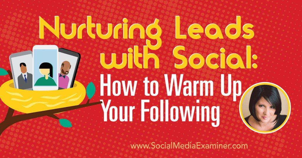 Social Media Marketing Podcast 185. In this episodeKim Walsh Phillips will explore how to u https://t.co/472vYlmQm6 https://t.co/C71b41xNfz