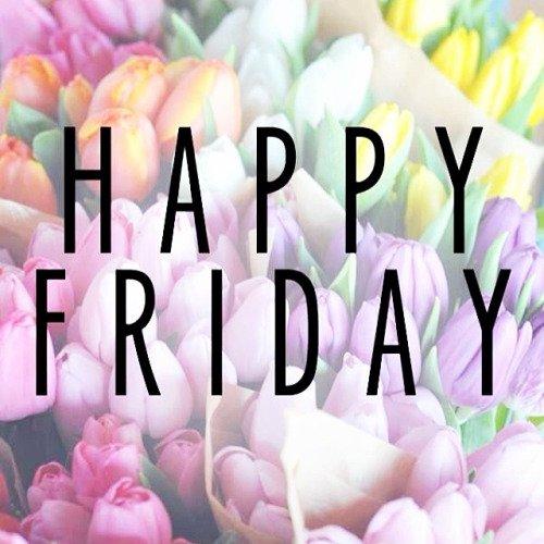#FridayFeeling = ready for spring! https://t.co/MmhvIv0jOv