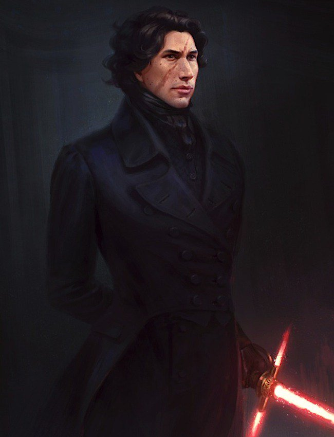 Star Wars characters in Regency clothes is our EVERYTHING right now: https://t.co/u9TJhEX3Su (via @tordotcom) https://t.co/LS129fMbGY