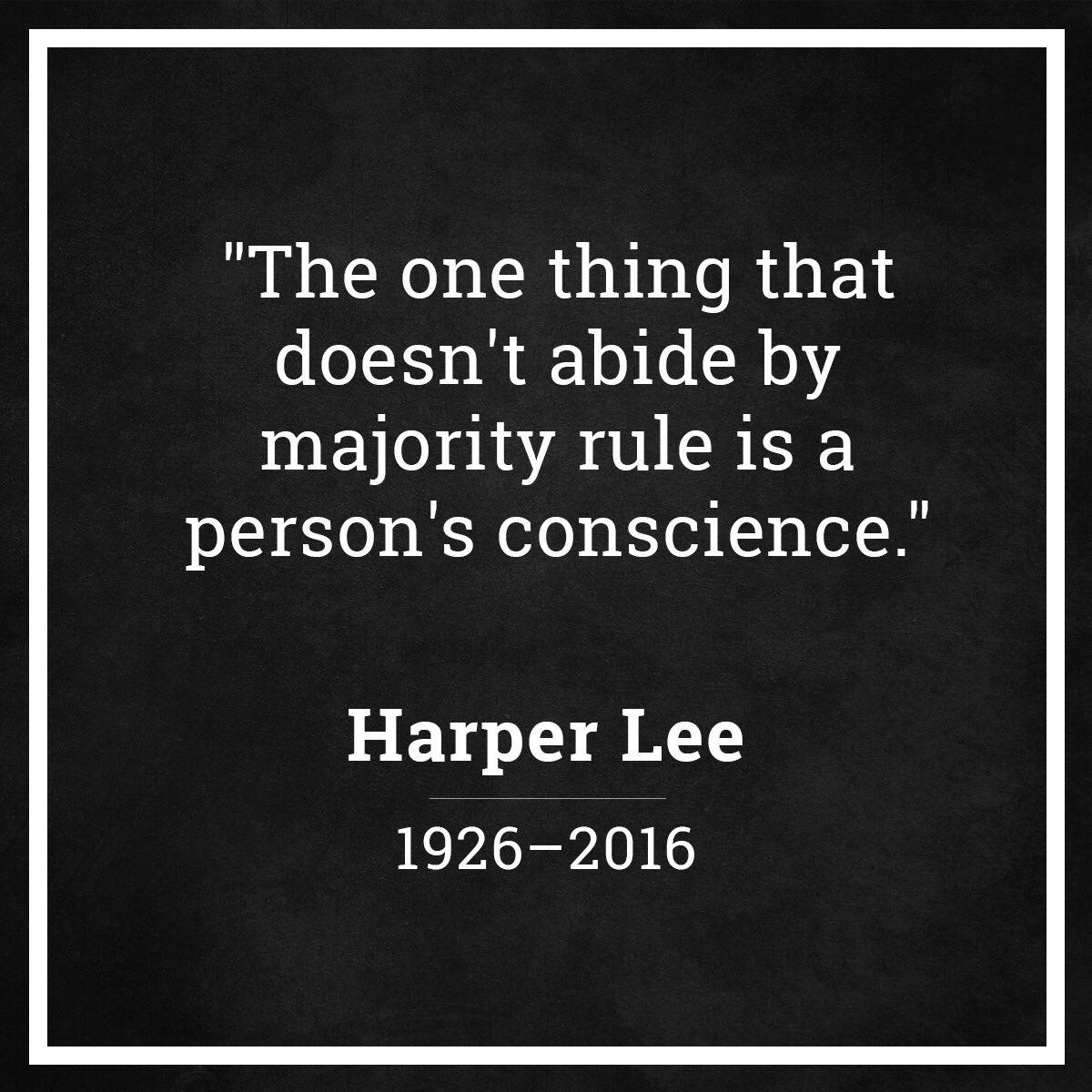 RIP, Harper Lee #tokillamockingbird https://t.co/VHofatgS8A