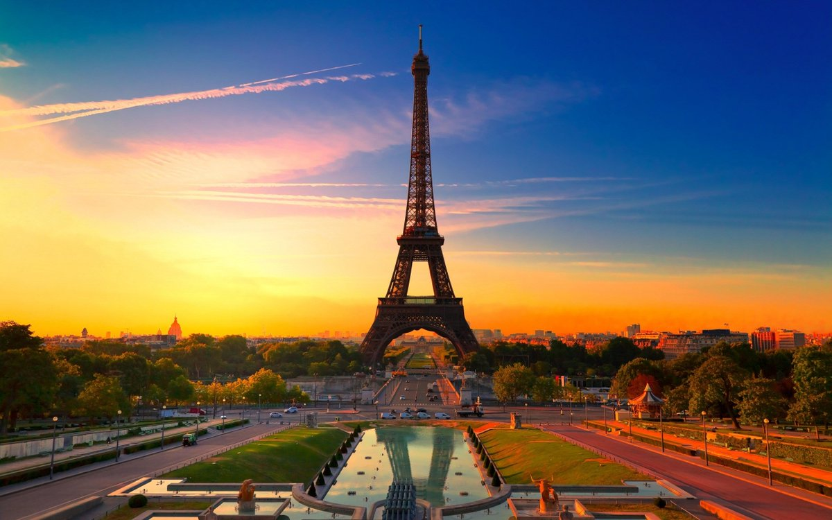 Thought about Paris for your spring getaway? FlyDullesDeals to Europe are hot