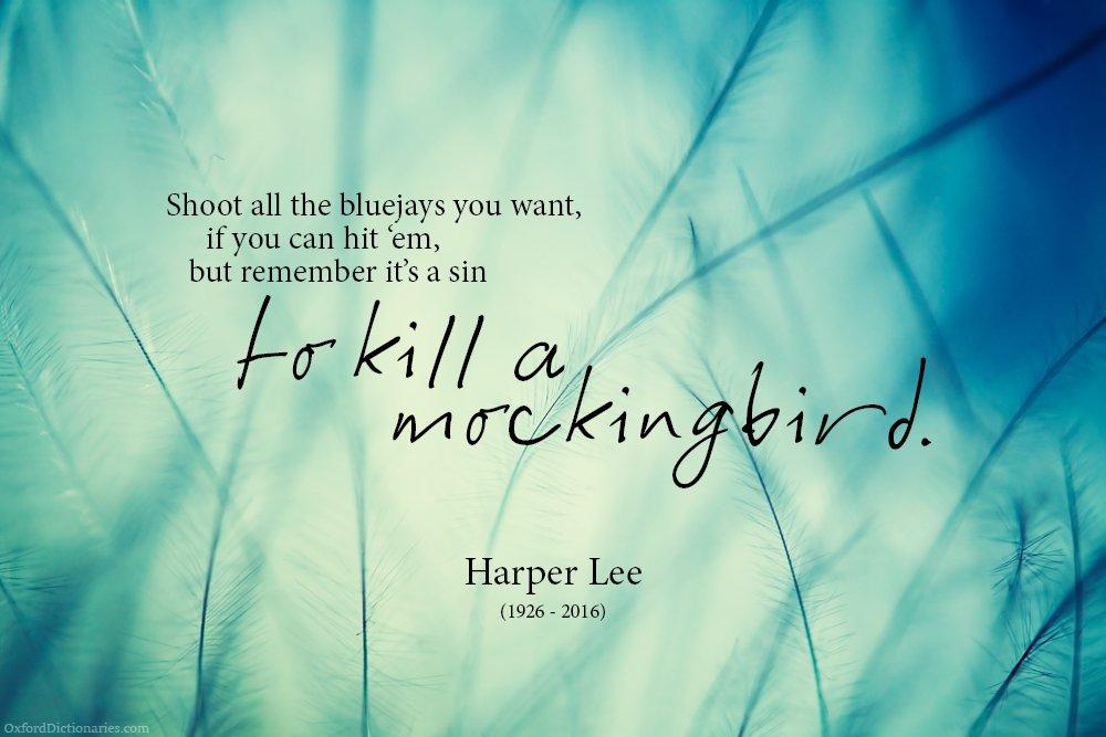 Harper Lee (1926 - 2016) https://t.co/iHnkNNqliT
