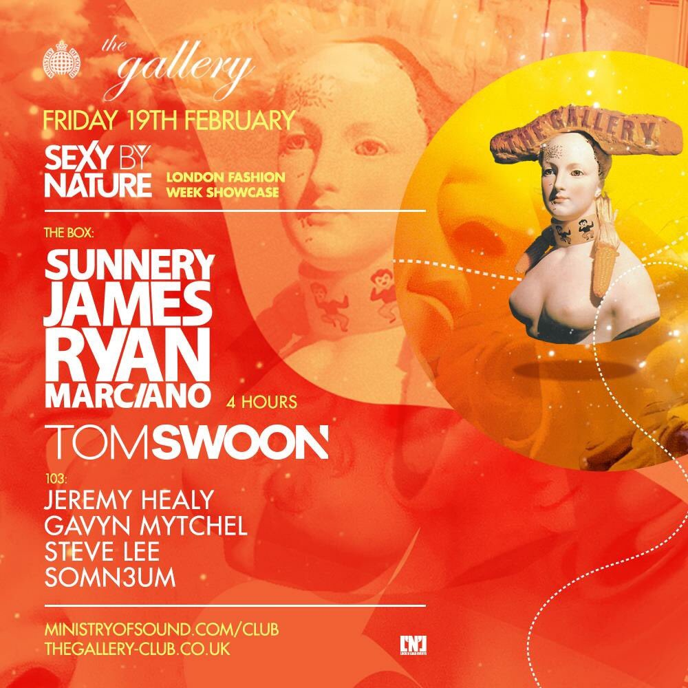 Tonight at @ministry_club! See you there @SJ_RM, @TomSwoon. #SexyByNature https://t.co/TkR6tzbNWY