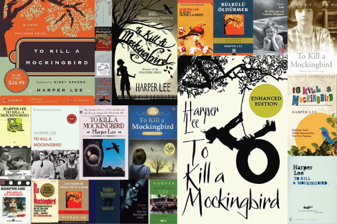 As we mourn the loss of Harper Lee, we look back at her iconic book + cover art https://t.co/vgR4kSQ5cG @IBTimes https://t.co/TR8HULGYQQ