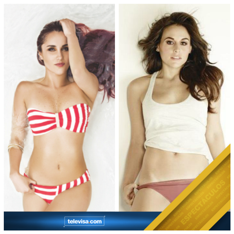 #GuerraDeBikinis Hoy se enfrentan dos bellezas: @DulceMaria vs @zuriavvega. ¿Quién ganará? https://t.co/Pn1GCIp7Ez https://t.co/WuSkJnS13O