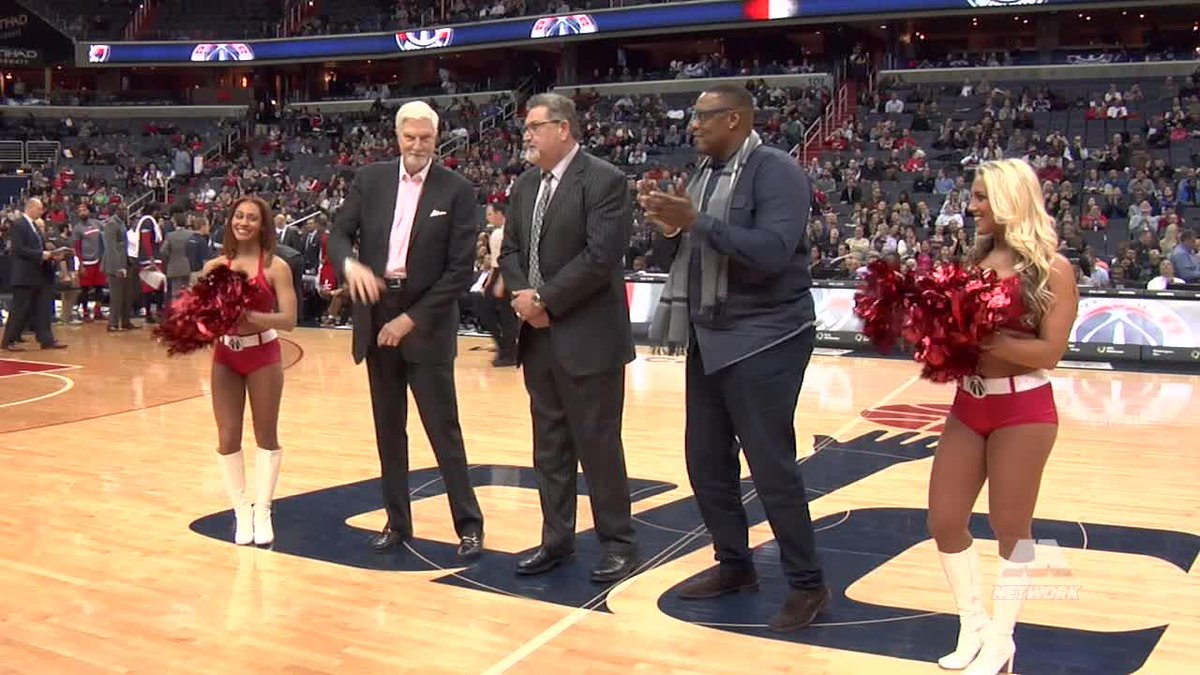 Icymi former bullets tom mcmillen jeff ruland and rick mahorn