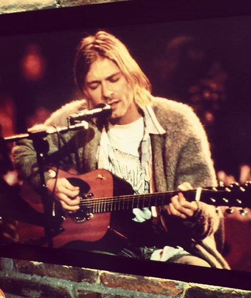 Happy birthday Kurt Cobain !