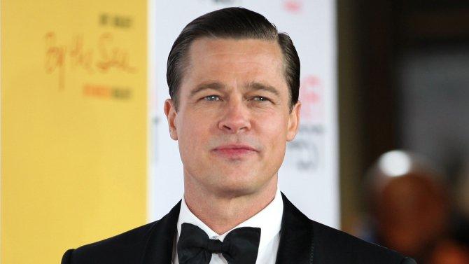 Brad Pitt and Tony Kushner team up to adapt the memoir