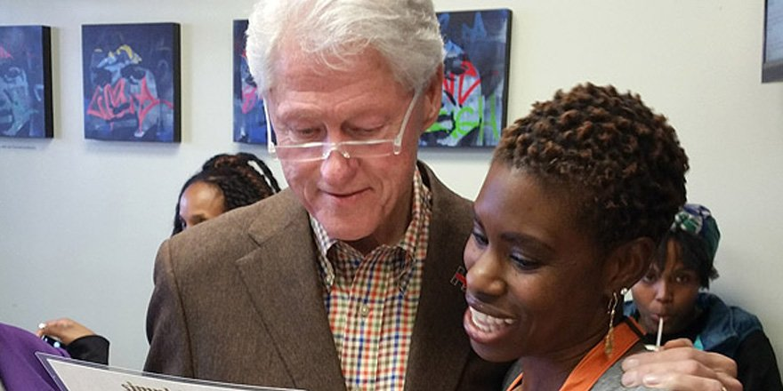 Bill Clinton on his diet: 'I might not be around if I hadn't become a vegan'