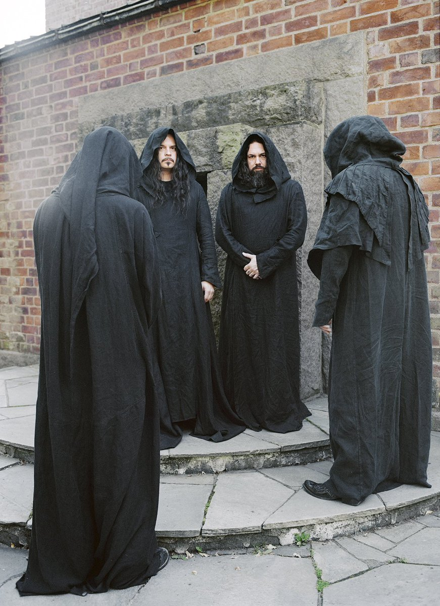 SUNN O))) Confirms Additional North American And European Spring Performances; https://t.co/uIKkKl3vPy @TwatterLord https://t.co/2sUqM5vPGm