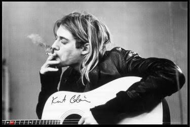 Happy Birthday! Kurt Cobain