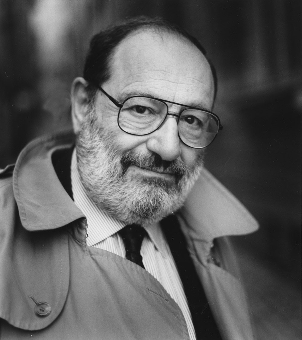 Umberto Eco—author of The Name of the Rose—died today at 84. https://t.co/TKWQV6Qrh4 https://t.co/DizOUzSadh