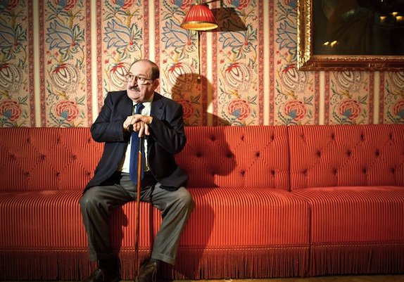 """I think that writing is an act of love."" —Umberto Eco https://t.co/O0nnqVXo2M https://t.co/GD3U8HiMQD"