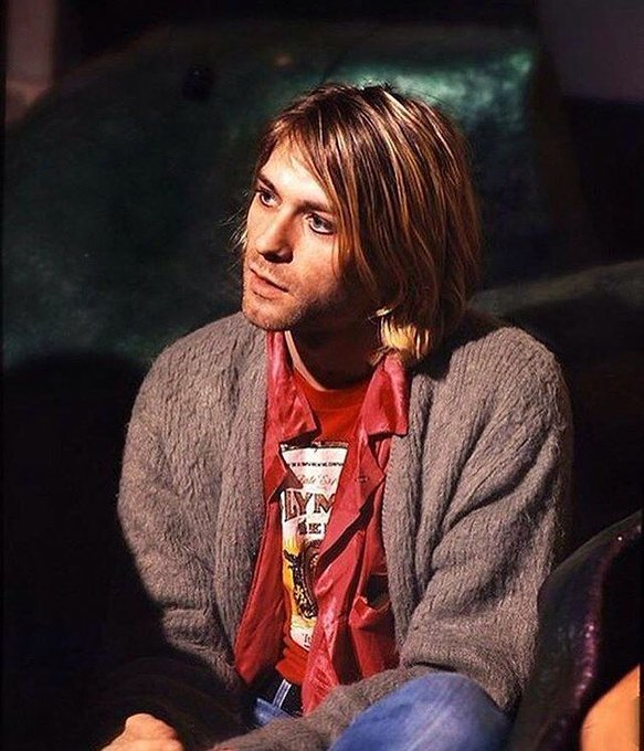 Kurt cobain would have been 49 today. happy birthday to an unforgettable legend, you\re missed every single day.