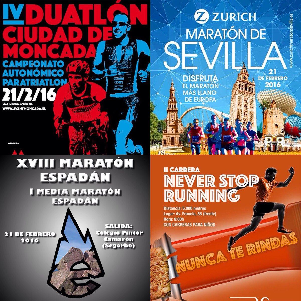 Imagen Maratón de Espadán