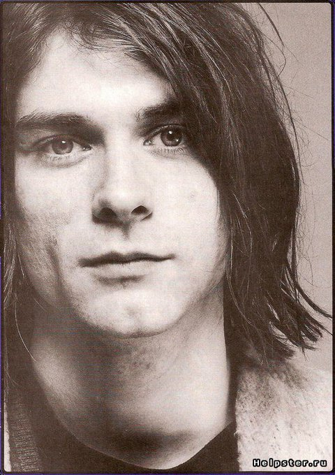 Today is the birthday legendary Nirvana frontman! Thank You for everything! Happy Birthday Kurt Cobain!!!