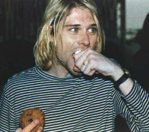 Happy birthday Kurt Cobain a feminist, an overall good guy, and a talent gone too soon, RIP.