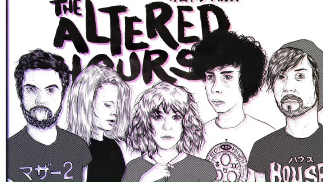 If you're in Dublin tonight, get along to @WorkmansDublin for @TheAlteredHours. 'In Heat Not Sorry' an excellent LP https://t.co/QLh05wwKA3