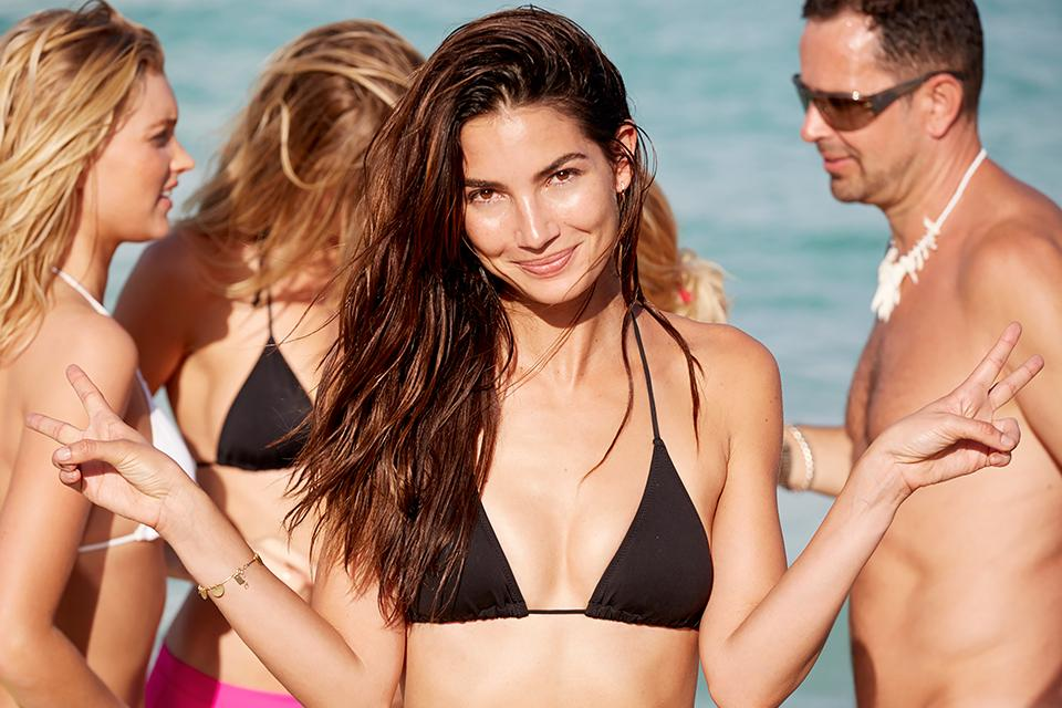 See @LilyAldridge & the rest of the gang on the #VSSwimSpecial, March 9 on @CBS! https://t.co/ePTkvREWUY