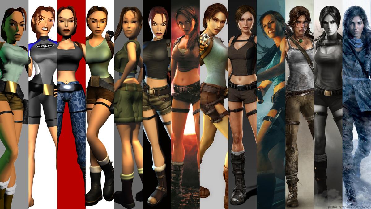 Lara croft tomb raider anniversary big booty  porn galleries
