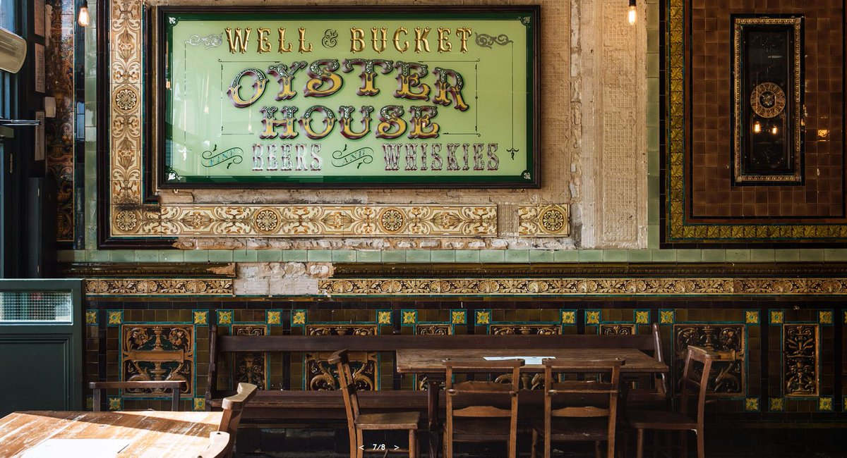 Well & Bucket Where To Eat Oysters In London