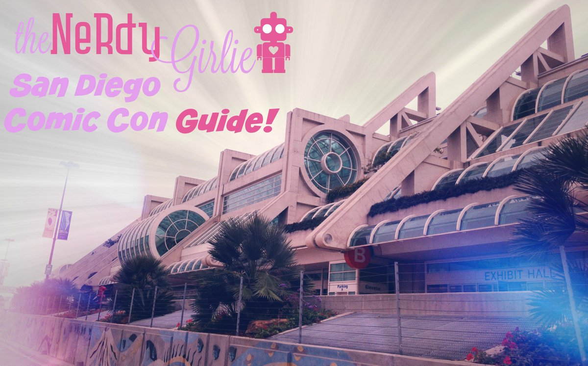 #SDCCOR is over! Badge or no, you can still enjoy #SDCC! Check out our guide: https://t.co/6GlrsAGCAr https://t.co/u8PSCreoGx