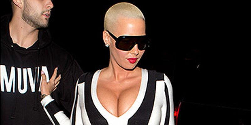 Amber Rose shuts down Rev Run, Tyrese for suggesting revealing clothes is reason fans harass