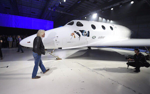 How has Virgin Galactic made their new spaceship safer?