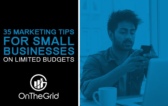 3⃣5⃣ #Marketing Tips for Small Businesses on Limited Budgets via @JessicaJobes https://t.co/OGbh0pJPPf #smallbiz https://t.co/5X7mW0KXGP