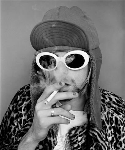 Happy birthday to the man, the myth, the legend. RIP Kurt Cobain