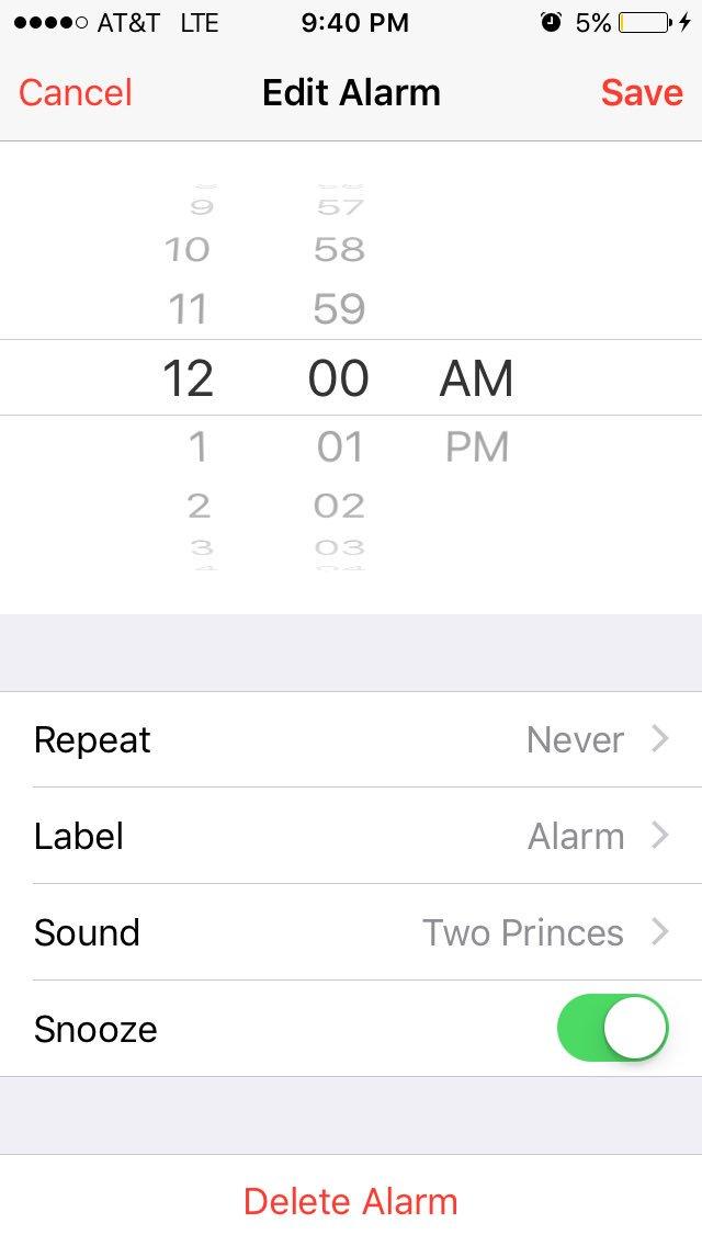 Где находиться будильник в айфоне