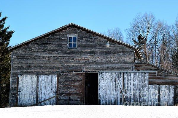 """New artwork for sale! - """"Old Livestock Barn"""" - https://t.co/5qI5kgKnoO @fineartamerica https://t.co/m4djkFIbKx"""
