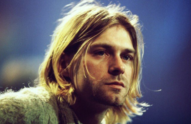 Happy birthday to an absolute rock legend Kurt Cobain we miss you man