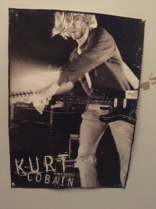Happy Birthday Kurt Cobain